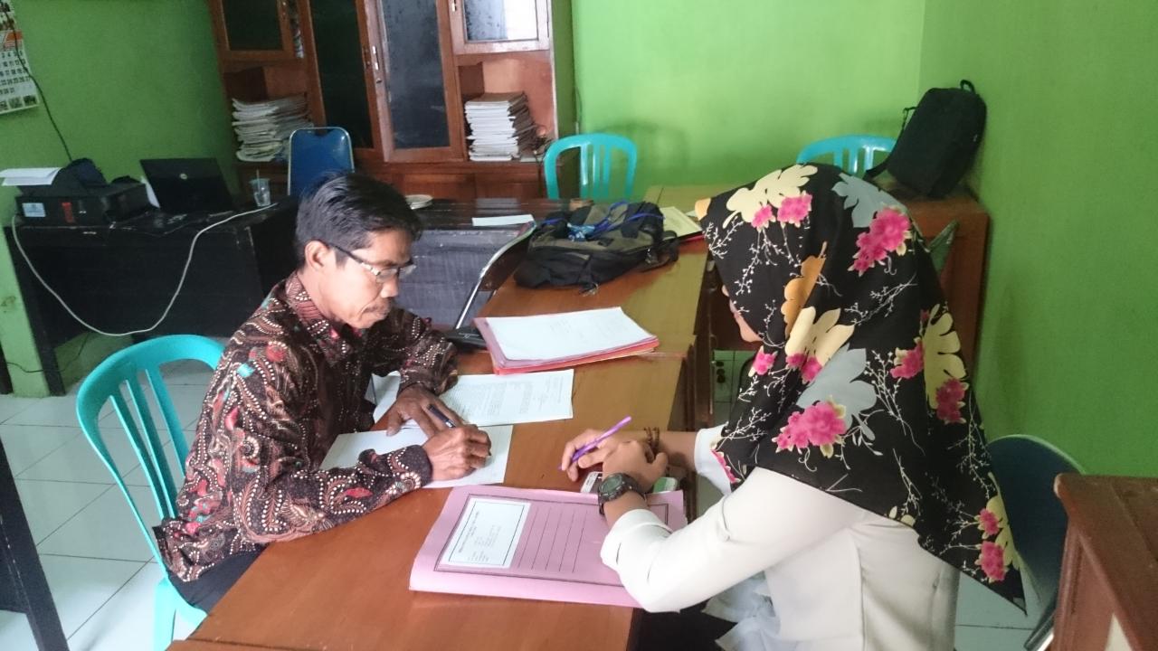 Hari Terakhir Pendaftaran, Satu Bakal Calon Mendaftarkan Diri