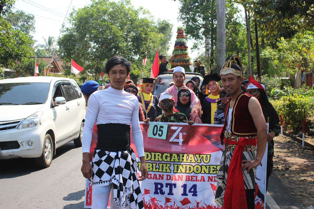 Karnaval Kebangsaan Dan Kebudayaan  Desa Rembul
